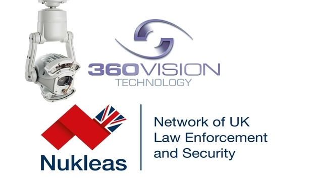 360 Vision Technology participates in Network of UK Law Enforcement and Security (NUKLEAS) consortium