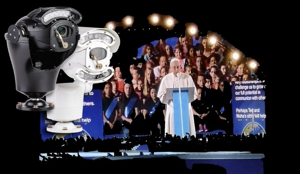 360 Vision Technology's High-Performance Predator And Invictus HD PTZ Cameras Secure Pope Francis Visit To Ireland
