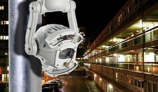 360 Vision Technology's ruggedised CCTV cameras facilitate effective temporary surveillance