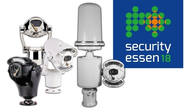 360 Vision Technology will showcase a range of high-performance surveillance cameras at Security Essen 2018