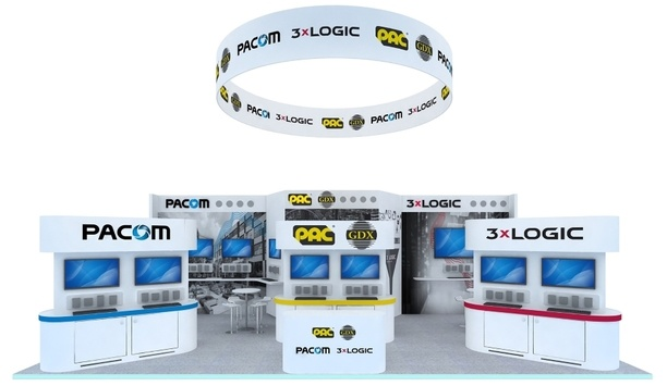 3xLOGIC, PAC GDX And PACOM To Demonstrate Latest Security Innovations At IFSEC 2019