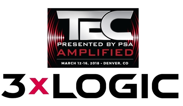3xLOGIC to focus on cloud access control and security training cetrification at PSA-TEC 2018