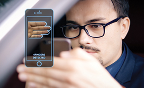 Breakthrough in smart phone technology to replace proprietary biometrics hardware in the next few years?