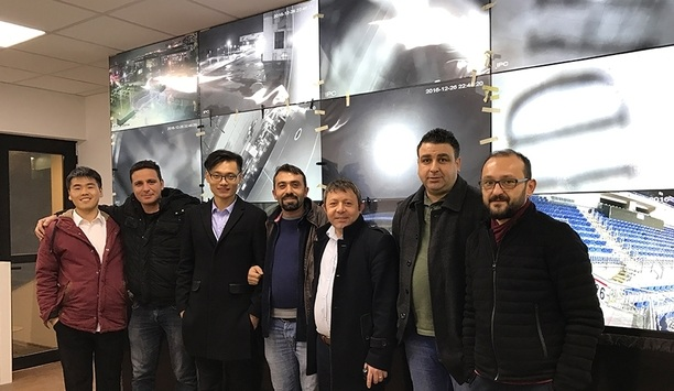 Dahua delivers surveillance solution for Turkey's Sinan Erdem Dome