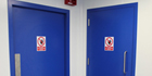 ASSA ABLOY Security Doors' 50 Steel Doorsets Installed At Sovrin Plastics' New Facility In Slough