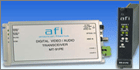 AFI fibre transmission solutions to enhance network based physical security applications