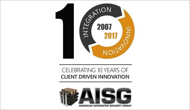 American Integrated Security Group Celebrates Tenth Anniversary