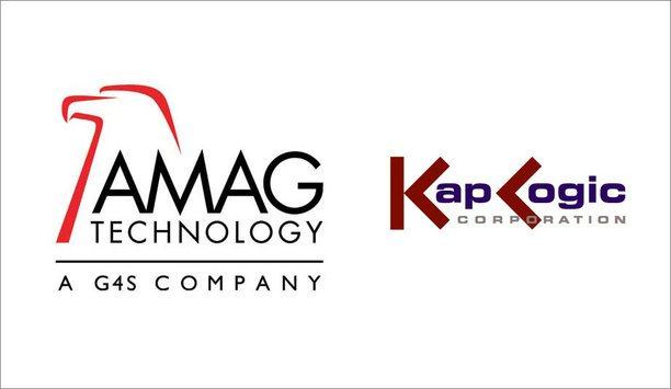 KapLogic joins AMAG Technology's Symmetry Preferred Partner Program