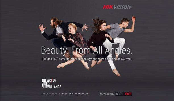 Hikvision And L.A. Contemporary Dance Company To Convey Art Of Video Surveillance At ISC West 2017