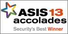 """Norbain's supplier Remsdaq wins """"The ASIS 2013 Accolades Security's Best Winner"""" award"""