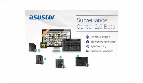 ASUSTOR introduces Surveillance Centre 2.6 Beta featuring centralised management software CMS Lite