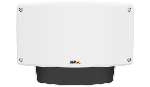 Axis Communications features network radar technology for accurate area detection at ASIS 2017