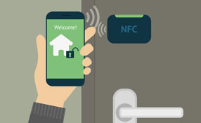 Mobile access control and smart phones proving convenient in hoteling world