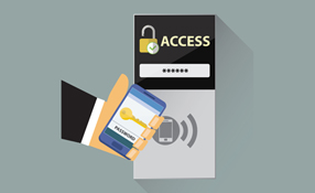 How smartphone access control credentials strengthen security and minimise risk to organisations