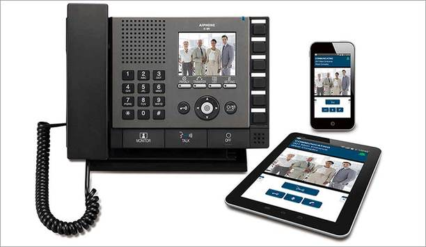 Aiphone Introduces New Remote Access Mobile App For IX IP Network PoE Intercom And Security System