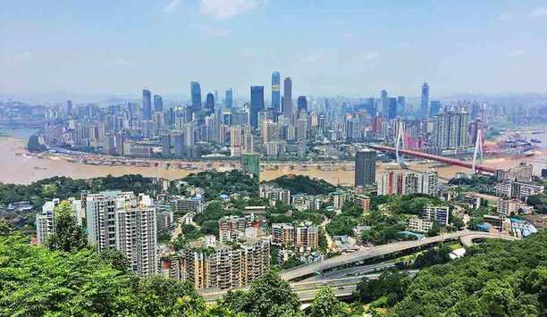 Airbus to provide digital Tetra communication system for metro lines in Chongqing, China