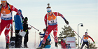 Airbus Defence And Space Provides Tetra Technology For Biathlon World Championships 2016 In Oslo, Norway