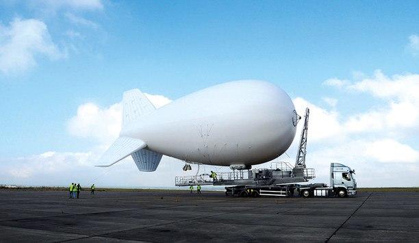 Airstar Aerospace to exhibit Eagle Owl ISR tethered balloon at International Paris Air Show 2017