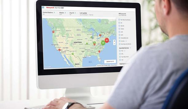 Honeywell Releases AlarmNet 360 Insights - An Interactive Analytics Dashboard For Security Dealers