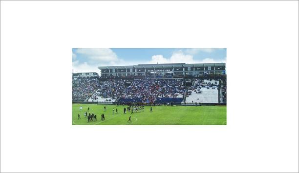 IDIS DirectIP Modernizes Security For Alianza Lima Soccer Club And Matute Stadium In Peru