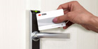 Allegion CISA contactless locks endorsed by InterContinental Hotel Group