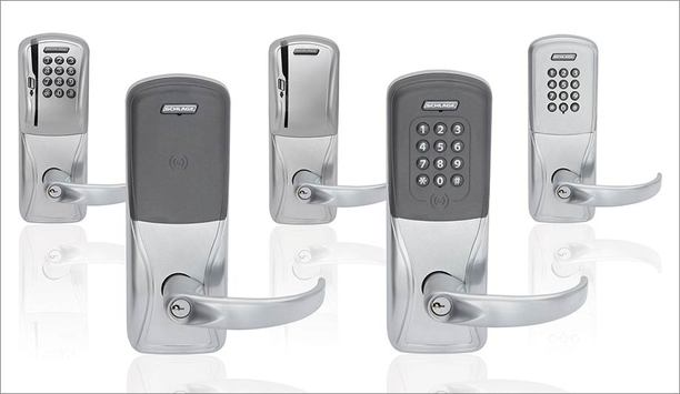Allegion Schlage AD-400 Wireless Locks Integrate With AMAG Symmetry Access Control Software
