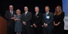 AlliedBarton Security Services' Vice President receives BOMA/Philadelphia J. Michael Coleman award at TOBY awards ceremony