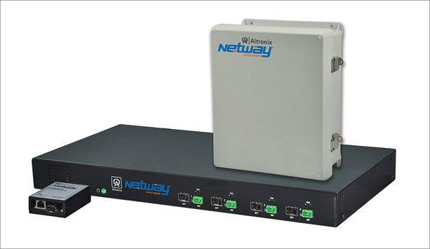 Altronix unveils NetWay™ Spectrum fibre solutions at ISC West 2017