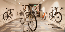 Amthal Fire & Security Secures Bespoke Cycling's Three Newest Stores In Central London