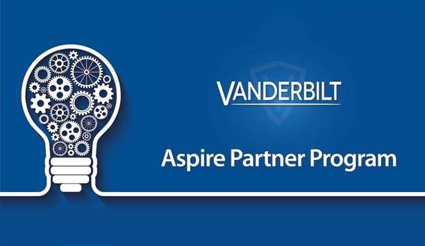 Vanderbilt's Aspire partner programme helps installers and distributors meet market demands