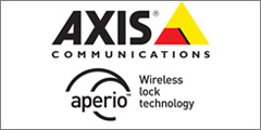 AXIS A1001 Network Door Controller, ASSA ABLOY Aperio Wireless Lock Integration To Be Demonstrated At IFSEC 2016