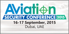 Aviation Security Conference 2015: Existing and future aviation security challenges addressed