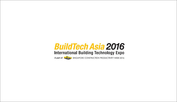 BuildTech Asia 2016 unveils transformation of construction sector through technology and Building-IoT