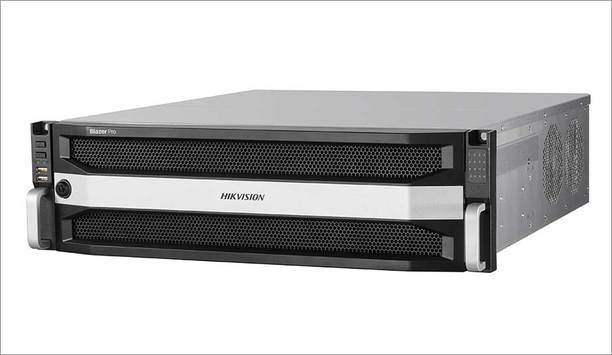 Hikvision introduces Blazer Pro all-in-one high-end server solution