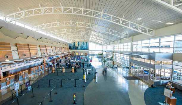 Genetec Security Center unified security platform protects Boise Airport