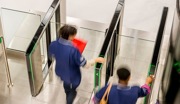 Hardening perimeter security by integrating more access control technology at entrances