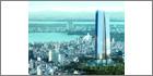 Bosch video surveillance solution installed in 65-floor skyscraper – Lotte Centre