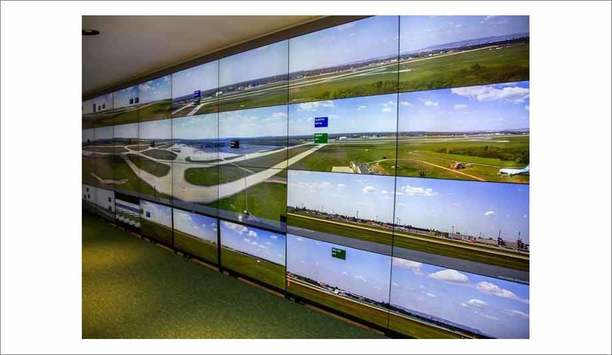 Searidge Technologies Airport Surface Management Solution Integrated With Bosch IP Cameras
