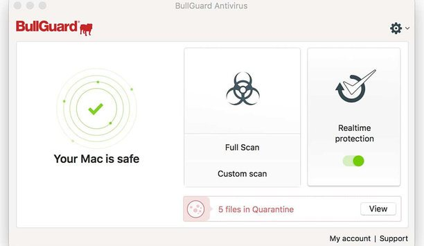 BullGuard announces stronger cloud storage protection with BullGuard Internet Security