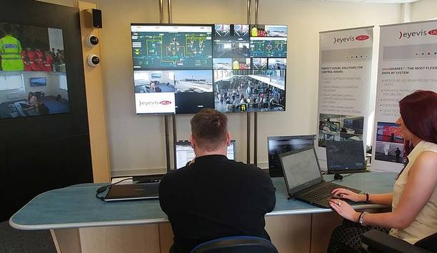 eyevis UK launches on-site demonstration service for clients