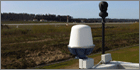 CBC's Ganz Radar Vision early warning detection system protects Porto Airport in Northern Portugal