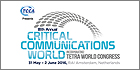 Critical Communications World 2016: Future technologies, data applications and cyber security to take centre stage