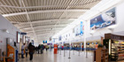 CEM System's CEM AC2000 AE installed at Inverness Airport to manage passengers and staff