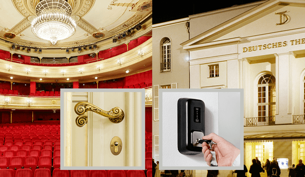 CLIQ® provides state of the art security locking system at Deutsches Theatre, Berlin