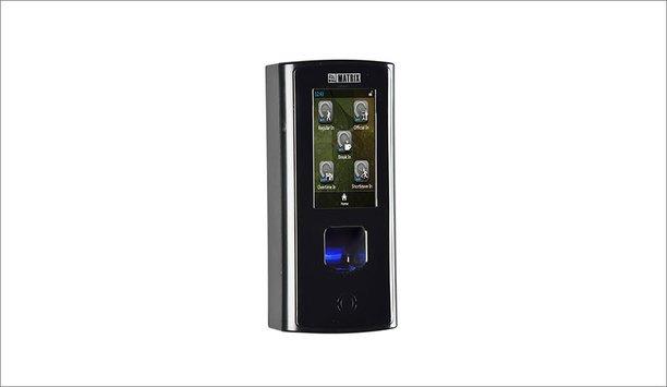 Matrix launches COSEC door FMX Multispectral Fingerprint Door Controller