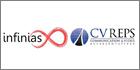 Infinias And CV Reps Sign Partnership For Distribution Of Infinias' Surveillance Solutions