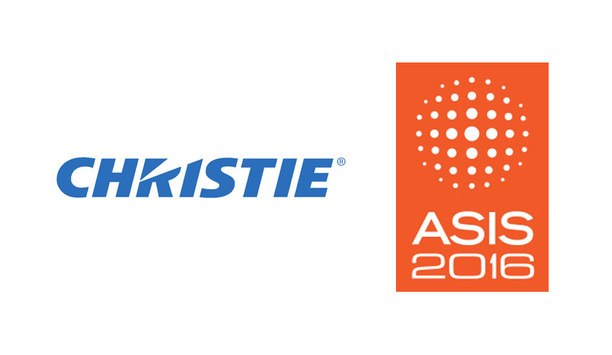 Christie to showcase latest display and content management solutions for security sector at ASIS, 2016