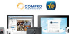 COMPRO Technology appoints VIP Computers as its distributor in the UK