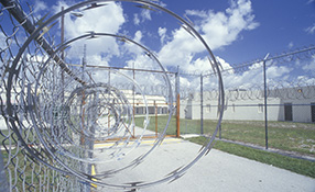 The challenge of keeping contraband out of prisons
