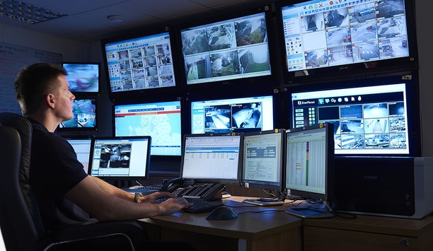 Lodge Service's Lodgic intelligence network on display at IFSEC 2017
